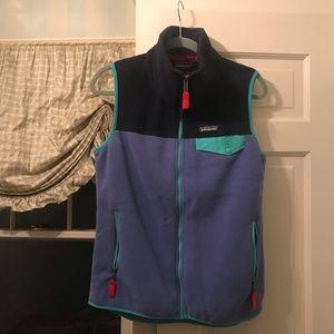 NWOT - Patagonia Women's Fleece Vest - Size M